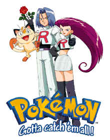 Team Rocket Webring Homepage